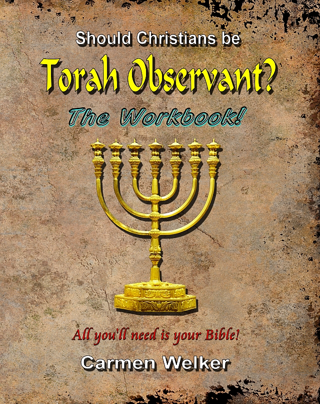 Book: Should Christians be Torah Observant? The Workbook