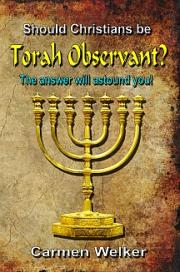 Book: Should Christians be Torah Observant?